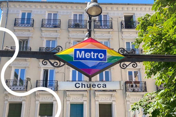 Tour of Chueca, history of the district