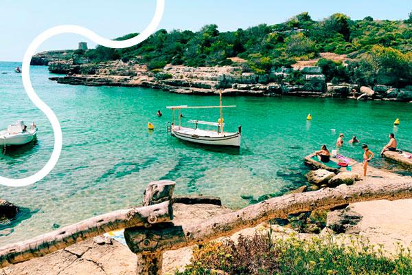 Menorca en velero desde Barcelona