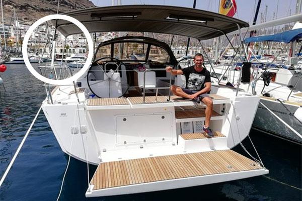 Excursión en velero por Gran Canaria