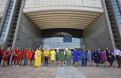 """El Parlamento Europeo declara la UE """"zona de libertad para las personas LGTBQI+"""""""