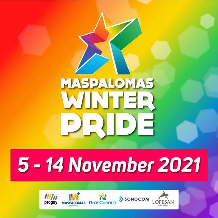 Maspalomas Winter Pride 2021
