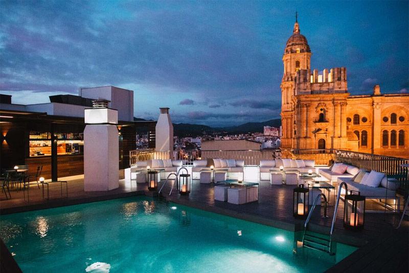 Hotel Molina Lario Málaga 4*