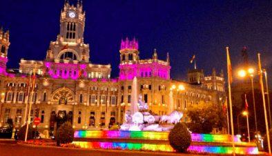 Madrid Orgullo LGTBI+