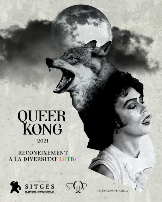 Premios Queer Kong - Festival de Cine de Sitges